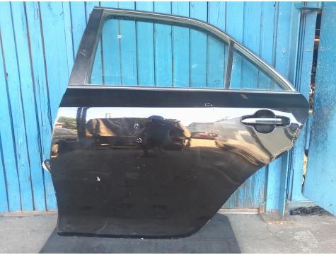Дверь задняя левая Toyota Camry V50 013