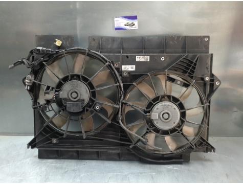 Вентилятор охлаждения в сборе Toyota Avensis 3