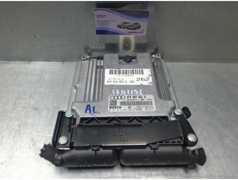 +Блок управления двигателем Audi A6