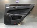 Обшивка двери задняя правая Mercedes Benz W212