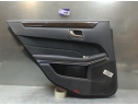 Обшивка двери задняя левая Mercedes Benz W212