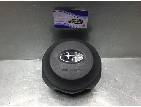 Подушка безопасности в руль Subaru Legacy 5 B14