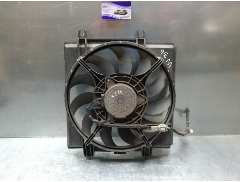 Вентилятор охлаждения Subaru Legacy 5 B14