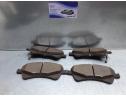 Колодки тормозные передние Toyota Avensis 3
