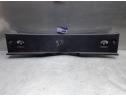 Накладка задней панели Toyota Avensis 3