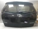 Крышка багажника Тойота версо Toyota Verso 2009-2017