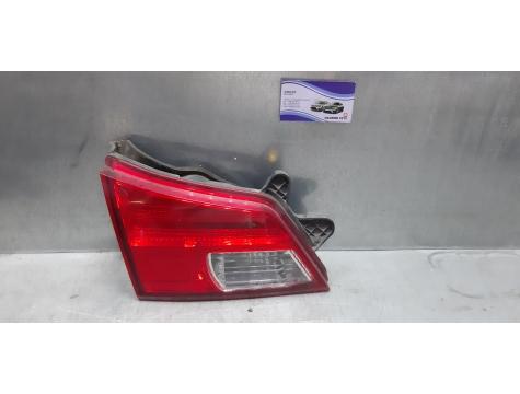 Фонарь в крышку багажника левый  Subaru Legacy Outack 5 B14 Б14 BM BR БМ БР 2009-2014 кузов универсал