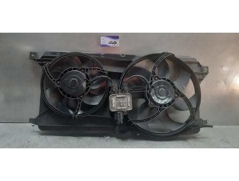 Вентилятор охлаждение двигателя  Ford transit Форд транзит 2.2 SRFA JTD tdci 2006-2014