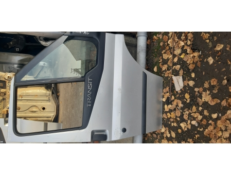 Дверь  передняя правая Ford transit Форд транзит  2006-2014