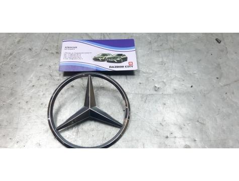 Эмблема на багажник Mercedes-Benz Мерседес-Бенц Мерседес Mercedes W205 W 205 C205 C 205 С205 С 205 C-CLASS 2014-2018 г.в.