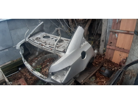 Задняя часть седан Chevrolet Cruze  Шевроле Круз