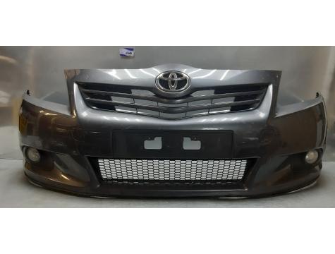 Бампер передний в сборе  Тойота версо Toyota Verso 2009 - 2013