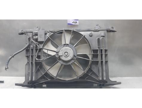 Вентилятор охлаждения Toyota Verso