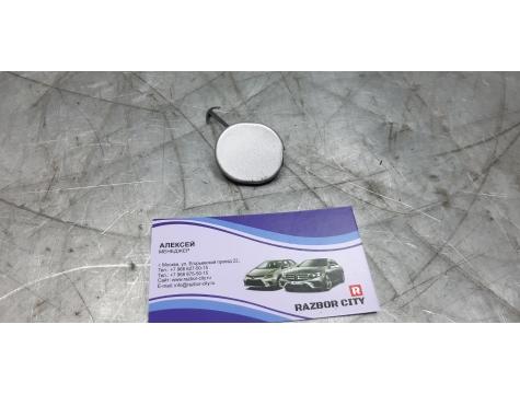 Заглушка бампера  Тойота Авенсис 3 Toyota Avensis III T270 270 Т270 С 2008-2015гг