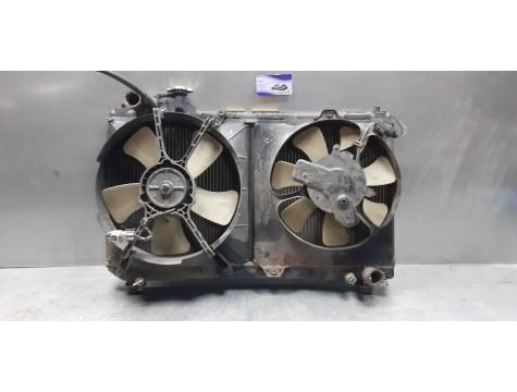 Радиатор основной  Кассета радиатора Toyota RAV 4  Тойота  Рав 4  1994-2000