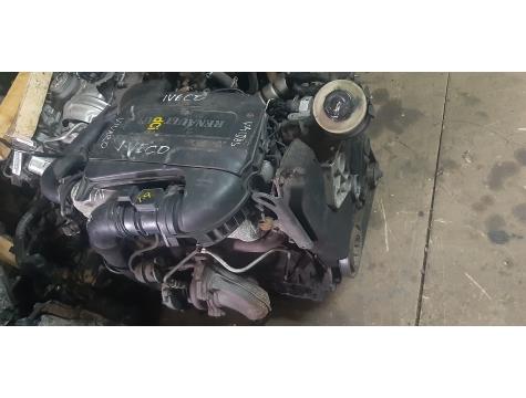 Двигатель F9K F9Q 1.9 dCi
