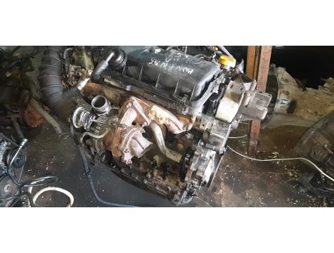 Двигатель в наличии 2.5 G9U A 650 Renault Master 2 (Рено Мастер 2), Nissan Interstar (Ниссан Интерстар), Opel Movano (Опель Мовано)