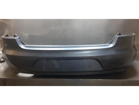 Бампер задний с парктрониками  седан Skoda Superb 2 Шкода Суперб 2008-2013 sk01