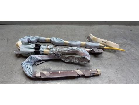 Подушка потолочная шторка  левая  Lexus IS 250 2005-2009 Луксус ИС 250 2005-2009 г LE01