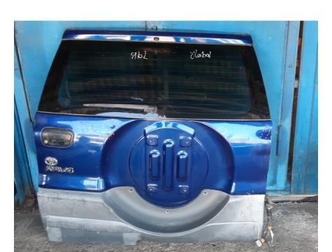 Крышка багажника Toyota Rav 4 2 XA20 2000-2006