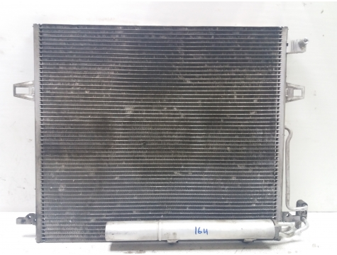 Радиатор кондиционера Mercedes Benz W164