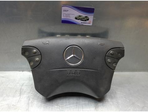 Подушка безопасности в руль Mercedes Benz W210