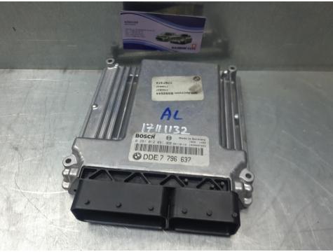 +Блок управления двигателем BMW E60