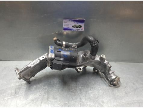 Трубка картерных газов с клапаном EGR OM646
