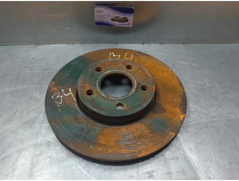 Тормозной диск Volvo c30