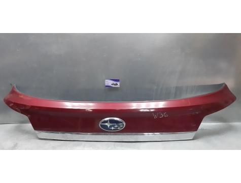 Спойлер накладка на крышку багажника для Субару легаси 5 Subaru Legacy 5 кузов универсал