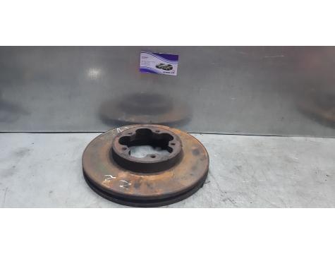 Тормозной диск задний Ford transit Форд транзит 2.2 SRFA JTD tdci 2006-2014