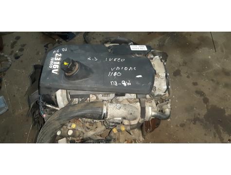 Двигатель F1AE0481D  2.3 Iveco Daily Fiat Ducato