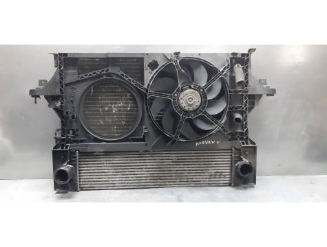 Кассета радиаторов Renault Master Opel Movano