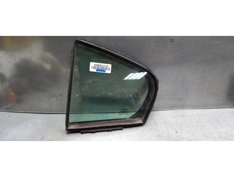 Форточка задней левой  двери Toyota Avensis 3