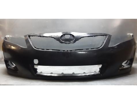 Бампер  передний  рестайлинг Toyota Camry ACV40 2009 -2011 AE01