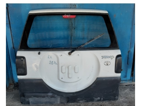 Крышка багажника в сборе Toyota RAV 4 1994-2000 AE01