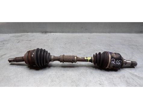 Привод передний левый  (бензин) Toyota Avensis 2 2003-2008 AV02