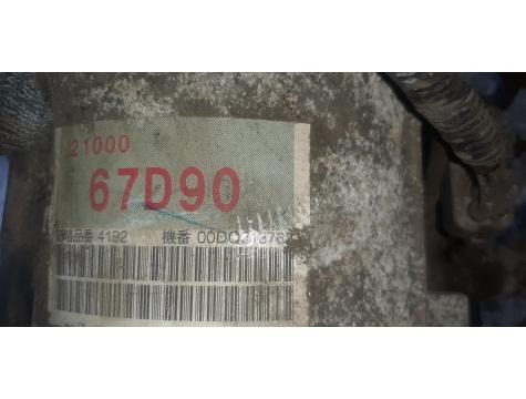 АКПП    2.5 H25A ESCUDO SUZUKI Vitara 2002-2007 2100067D90  03-72LE