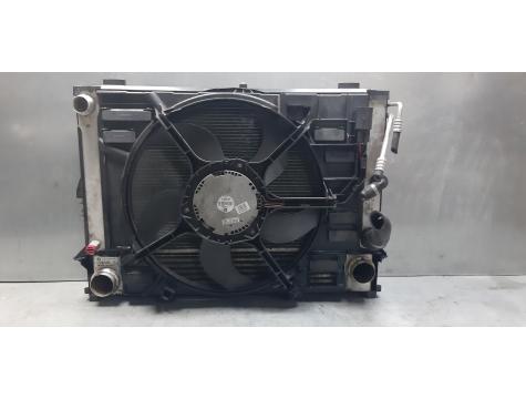 Кассета радиаторов в сборе (автомат) BMW 5 E60/E61. 2007-2010