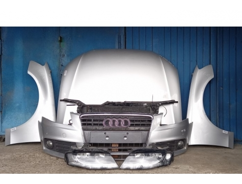 Ноускат Audi A4 B8  2008-2015