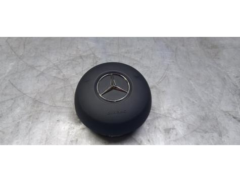 Подушка  безопасности в руль Mercedes A00086058019116