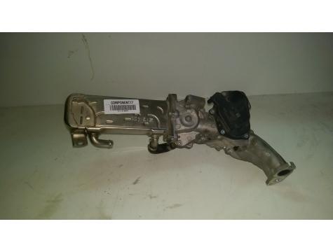 Охладитель отработанных газов EGR OM651
